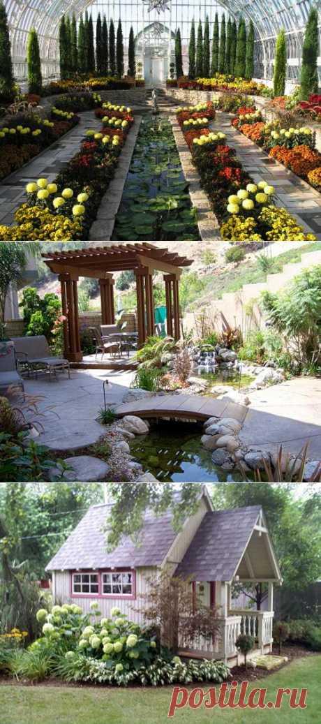Идеи того, что можно сделать дома, в саду и на даче своими руками