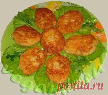 Котлеты из капусты   Вегетарианские рецепты