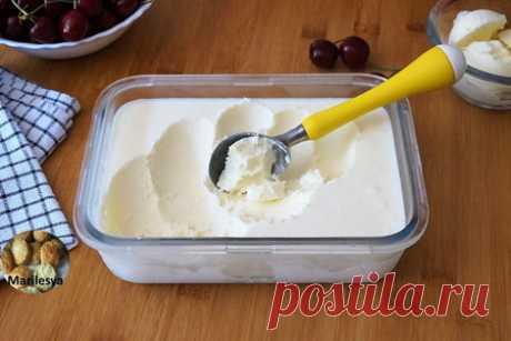 Мороженое как пломбир дома за 5 минут,без мороженницы, без перемешивания – пошаговый рецепт с фотографиями