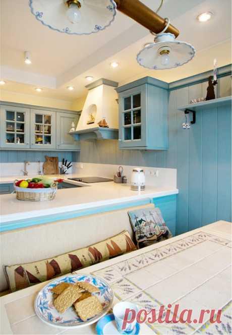 Кухня в стиле прованс: 55 фото и гид по дизайну