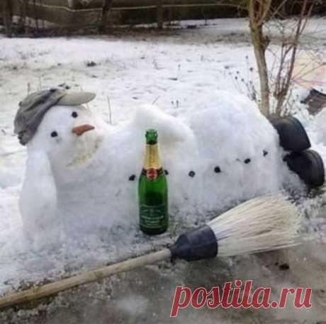 Фото, которые возможно было сделать только в России. Часть 50 (39 фото) » Триникси