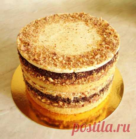 """""""Скарлетт&quot cake; - Cakes - the Culinary forum flour"""