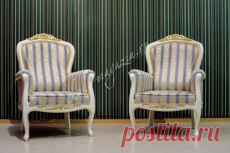 Диван для гостиной в классическом стиле: «Русталим»