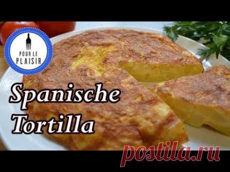 Spanische Tortilla -  einfaches und leckeres Mittagessen / Thomas kocht