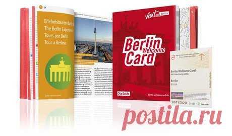 Berlin Welcome Card - the official tourist card   visitBerlin.de
