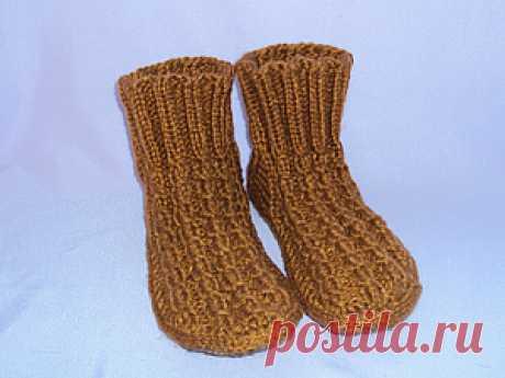 Носки с войлочной стелькой