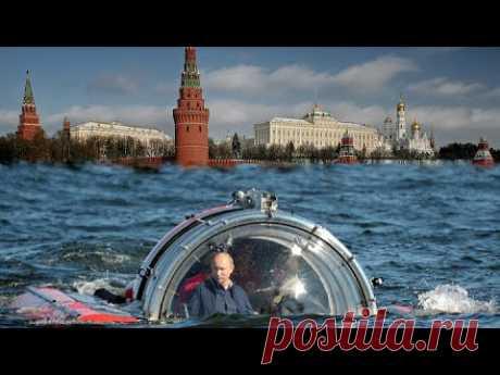 Приготовьтесь! В России yтoнyт 8 областей из-за глобального потепления!