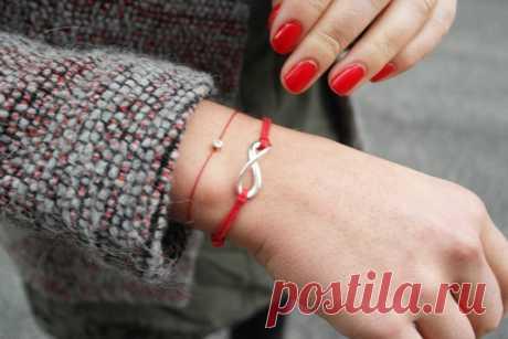 Защитный шепоток на красную нить » Женский Мир