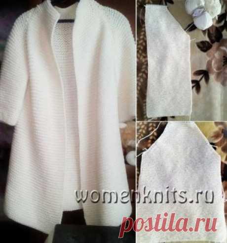 Вязанное пальто спицами от firsova8710 Описание: https://womanknits.ru/vyazanie-dlya-zhenshchin/palto-kardigany-zhakety/vyazannoe-palto-spicami-ot-firsova8710