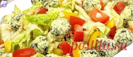 Архивы Овощные салаты - Страница 2 из 7 - Кулинарный Журнал