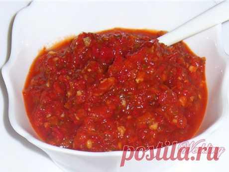 Рецепт Креольский соус к рыбе или мясу