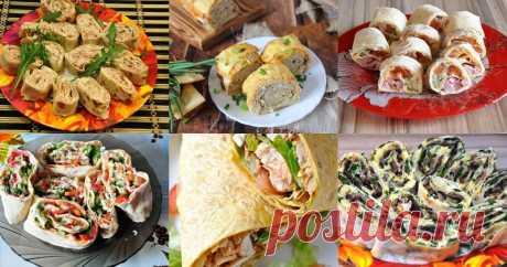 Закуска рулет из лаваша - 84 рецепта - 1000.menu Рулет из лаваша - быстрые и простые рецепты для дома на любой вкус: отзывы, время готовки, калории, супер-поиск, личная КК