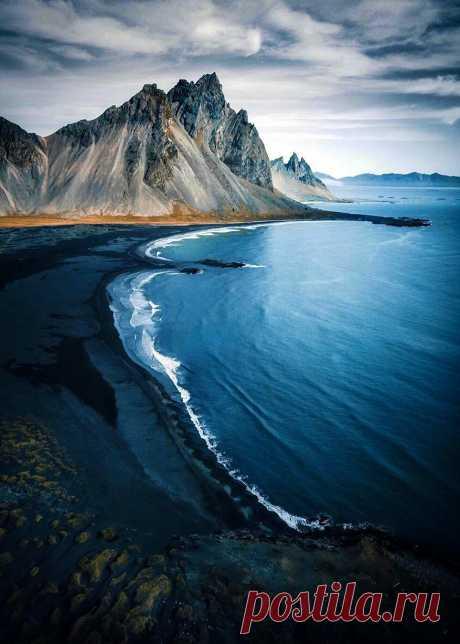 nicesight Höfn, Iceland 🇮🇸  Photo by intothefab