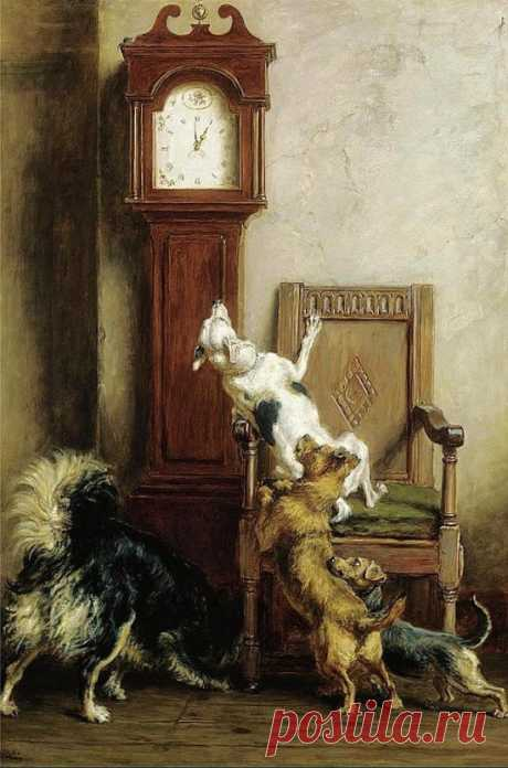 «Художник Briton Riviere (1840 – 1920)»