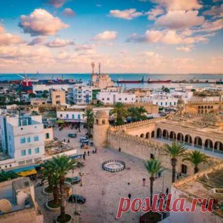 Тур Тунис, Сусс из Москвы за 48900р, 12 октября 2019