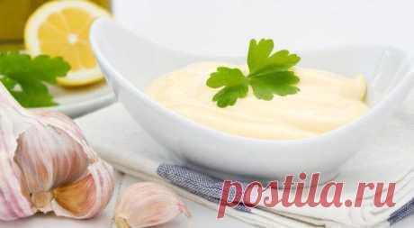 3 рецепта соуса айоли