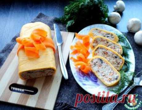 """Салат """"Сюрприз"""" – кулинарный рецепт"""
