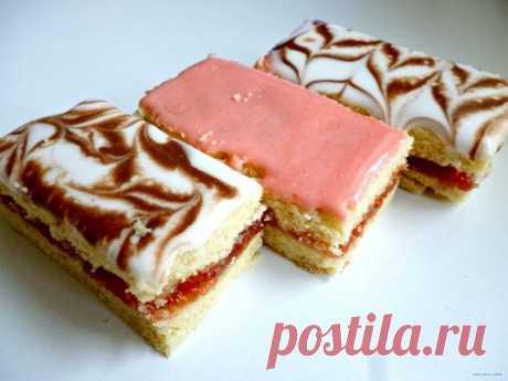 Вкус из детства, три вкуснейших и дешёвых пирожных из СССР