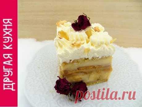 БЕЗ ВЫПЕЧКИ / Шикарный Банановый Торт / Праздничный вариант