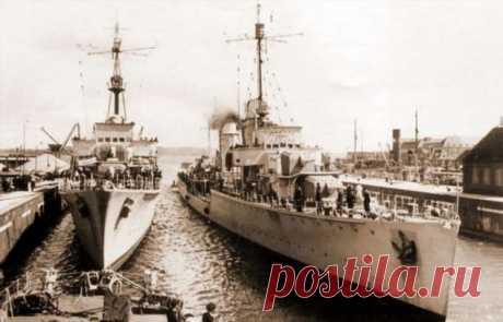 «Арктические конвои», или Чем британцы помогли СССР в годы Великой Отечественной войны . Тут забавно !!!