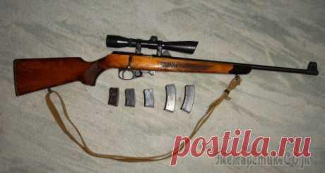 La carabina TOZ-78 – el fusil de pequeño calibre para la caza profesional