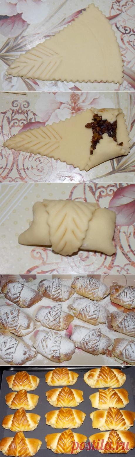 Пирожки с сухофруктами./Сайт с пошаговыми рецептами с фото для тех кто любит готовить
