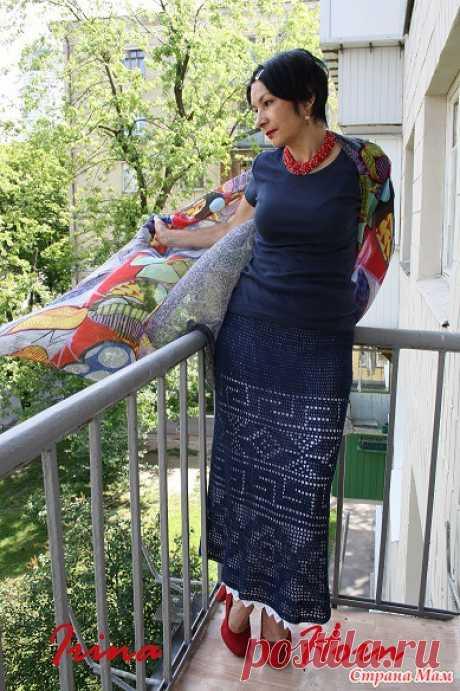 . Подбор моих юбок за 4 года вязания - Часть 2 (2011-2013) - Все в ажуре... (вязание крючком) - Страна Мам