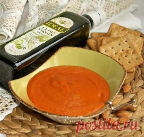 Вкусный соус ромеско