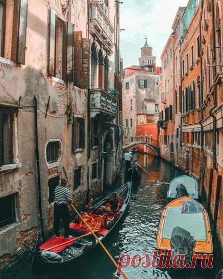 #Венеция@discoverygroup