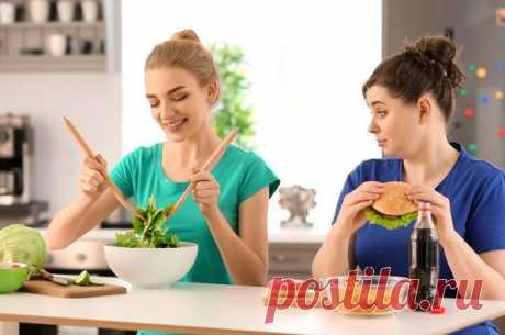 Диета без вреда и голода. Американский учёный придумал, как быстро похудеть Миллионы людей находятся в поиске диеты, которая поможет похудеть. И желательно, чтобы это было без обмана, без вреда здоровью и, самое главное, без мук голода.