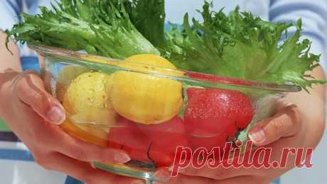 Как избавиться от нитратов в овощах? 3 домашних способа. Даже с помощью простых домашних процедур можно значительно «почистить» овощи от нитратов.