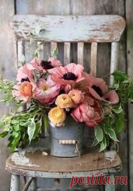 Pink Blooms | Blomster billeder mm | Flowers, Floral arrangement and Flower arrangements