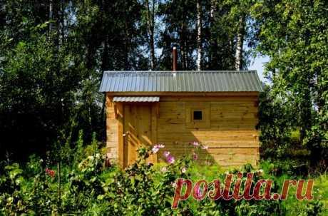 Какую баню нельзя строить на дачном участке | Юридические тонкости | Яндекс Дзен