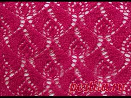 Chinese pattern_Узор Цветы
