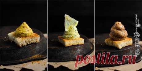 Масло с добавками - 3 рецепта • Жизнь - вкусная! Кулинарный сайт Галины Артеменко Масло с добавками подойдет для гренок, тостов, для заправки пасты, картофеля и других овощей, как соус для любого основного блюда