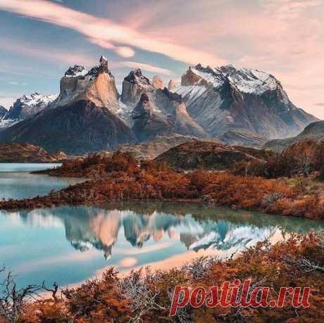 Патагония, Чили.