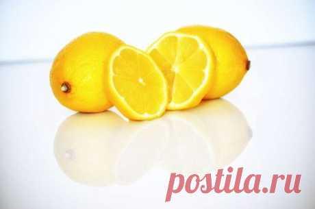Польза лимона для почек и печени