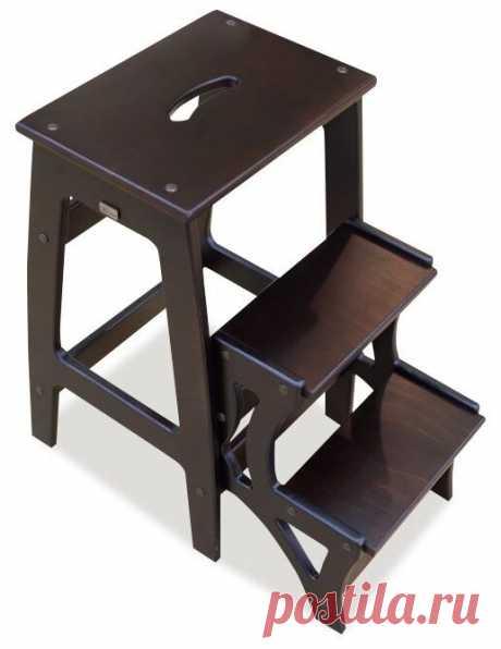 Купить Табурет стремянка Мебель Welcome ТС-3-ВН по низкой цене с доставкой из маркетплейса Беру