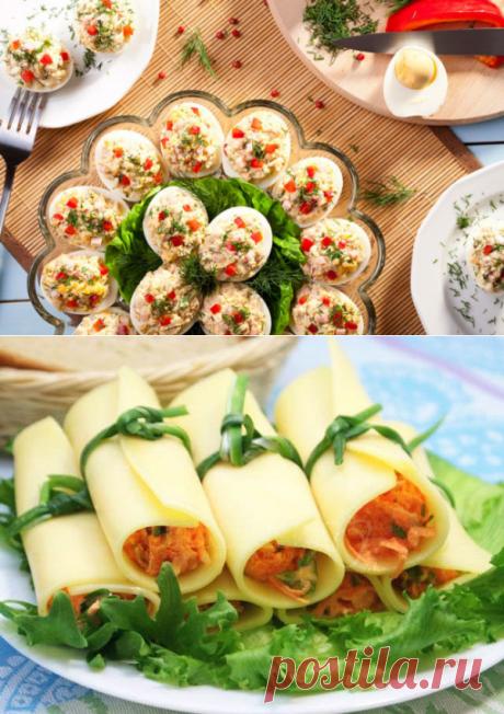 Закуски на Новый год 2019: что готовить новое и интересное в год Свиньи (рецепты)