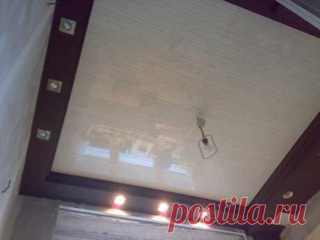 Самодельный подвесной потолок | Роскошь и уют