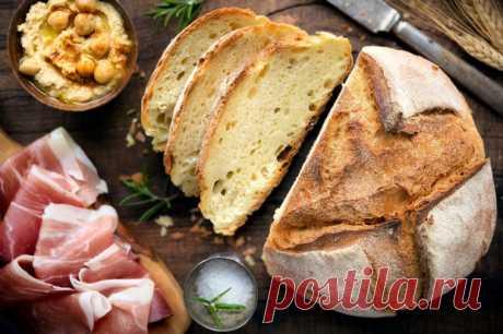 Как испечь хлеб в духовке в домашних условиях — www.wday.ru