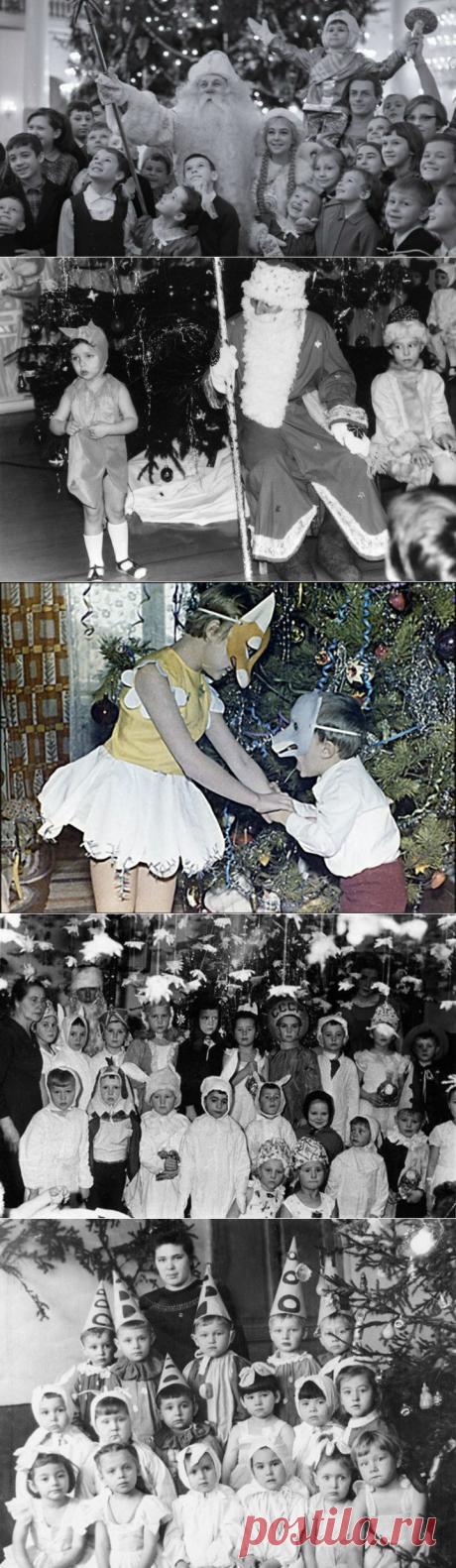 10 самых популярных костюмов новогодних детских утренников / Назад в СССР / Back in USSR