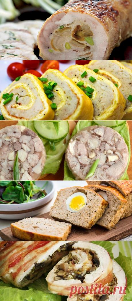 El panecillo de gallina - las recetas de grudki con los rellenos sabrosos en la botella, en el horno, en la multicocción
