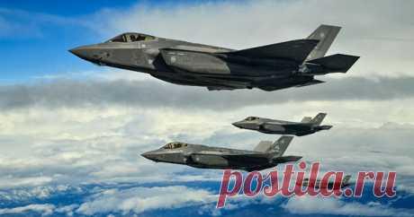 Польша купила оружие длянападения наРоссию Ужев2026 году Польша получит навооружение первые американские истребители F-35A— соответствующий договор подписали Варшава иВашингтон.
