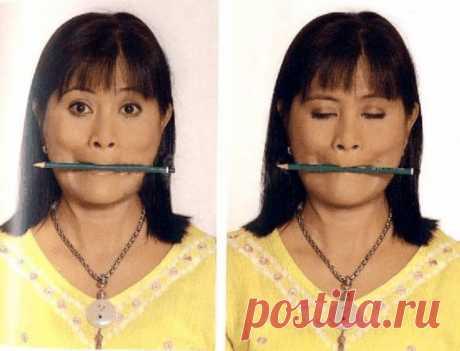 Para alisar las arrugas y hacer preciso el contorno de la persona, es necesario hacer primero el masaje, y luego … | la salud Femenina