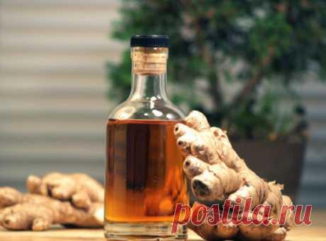 Ginger tincture - the ancient Tibetan recipe
