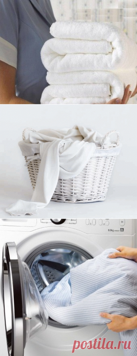 Отбеливание вещей в домашних условиях: доступные методы