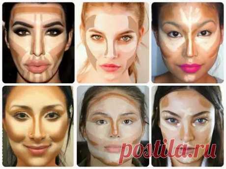 Наносим макияж профессионально