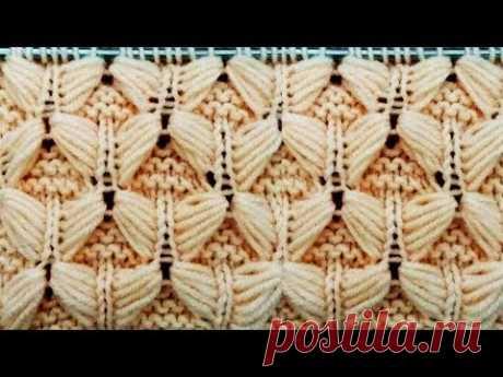 Долина бабочек - свитер - жилет - кардиган - шаль - вязаная модель