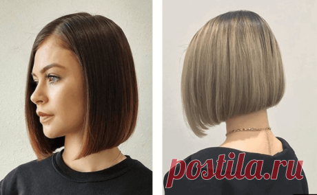 15 стрижек на средние волосы, которые будут актуальны летом 2021 года – ВСЕ ПРОСТО